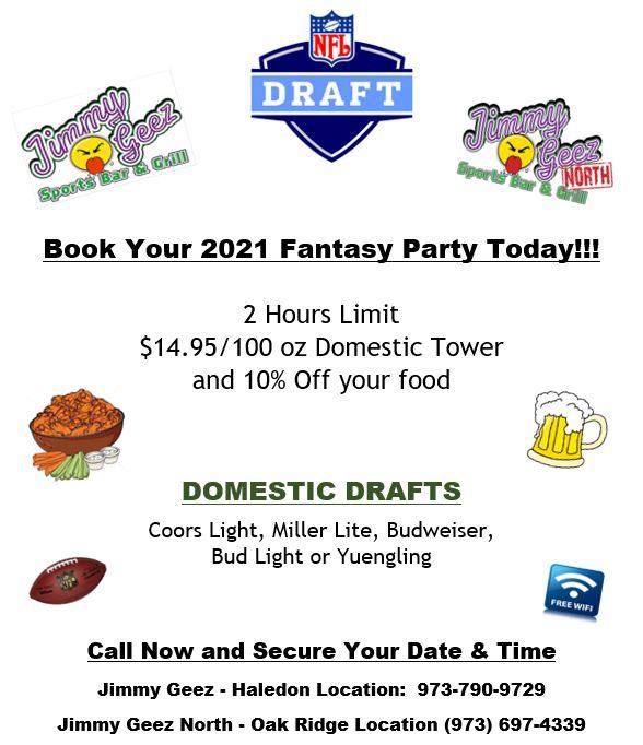 2021 fantasy